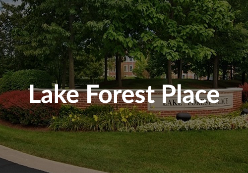 Cost & Benefits of Lake Forest Place